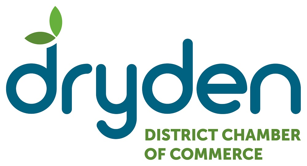 Dryden District Chamber of Commerce logo